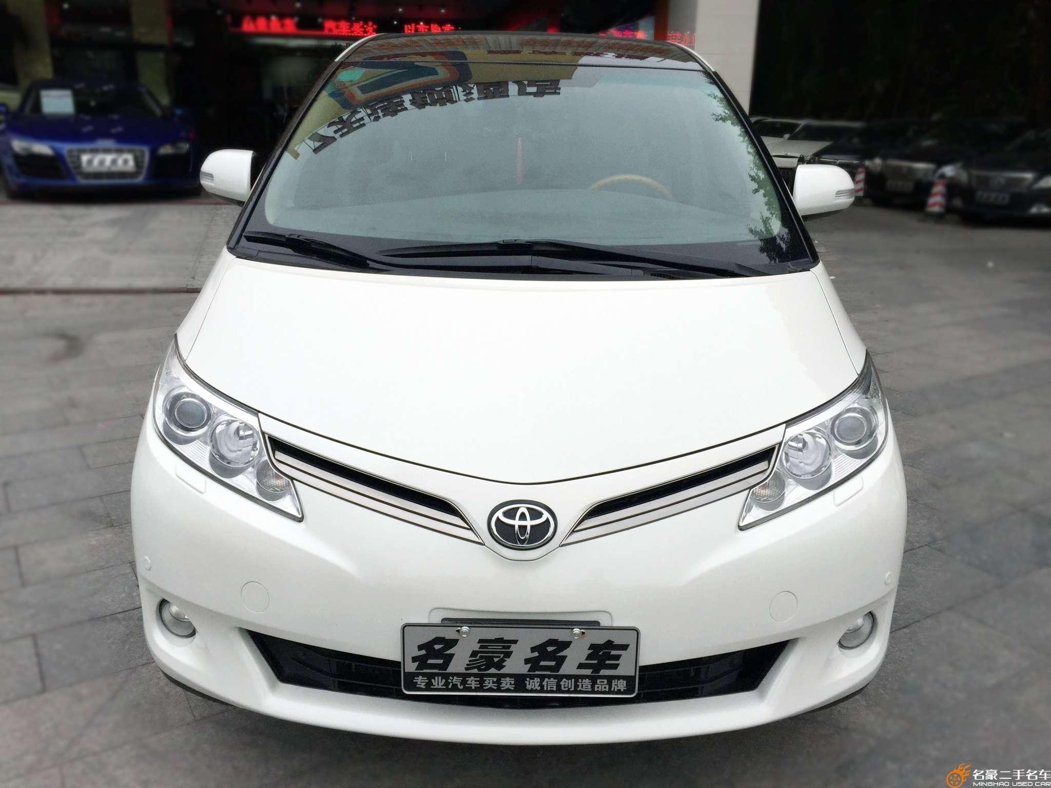 2010年2月 丰田大霸王 2.4l - 珠海市名豪二手车交易